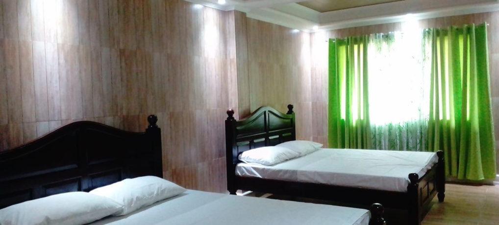 Wide Bedroom